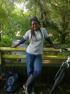 Elizabeth Muthoni (The MasterCard Foundation Scholar, '16, Kenya)