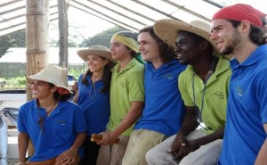 In recent years there have been several student business projects in agrotourism, including the Mishka Tours company featured here.