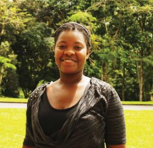 Mirlande Hector ('15, Haiti)
