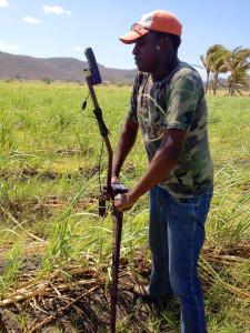 Soulouque Monezime  ('15, Haiti)