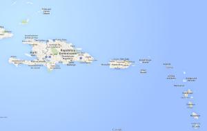 """""""La Federación de San Cristóbal y Nieves está localizada en la región de las Antillas Occidentales en El Caribe"""""""