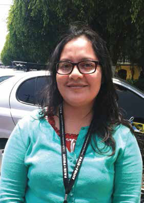 Claudia Hernandez ('08, Guatemala)