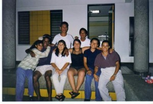 Teófilo Cuesta and his classmates from the Class of 1999 have supported the University in many ways since graduating, including several donations to scholarship funds.