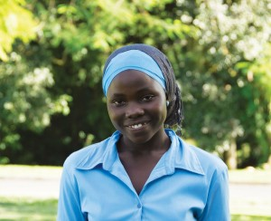 Fatumah Birungi ('17, Uganda) The MasterCard Foundation Scholar