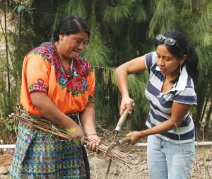 Claudia Jerónimo (Promoción 2005,Guatemala)
