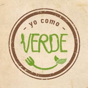 Logo de la campaña Yo Como Verde