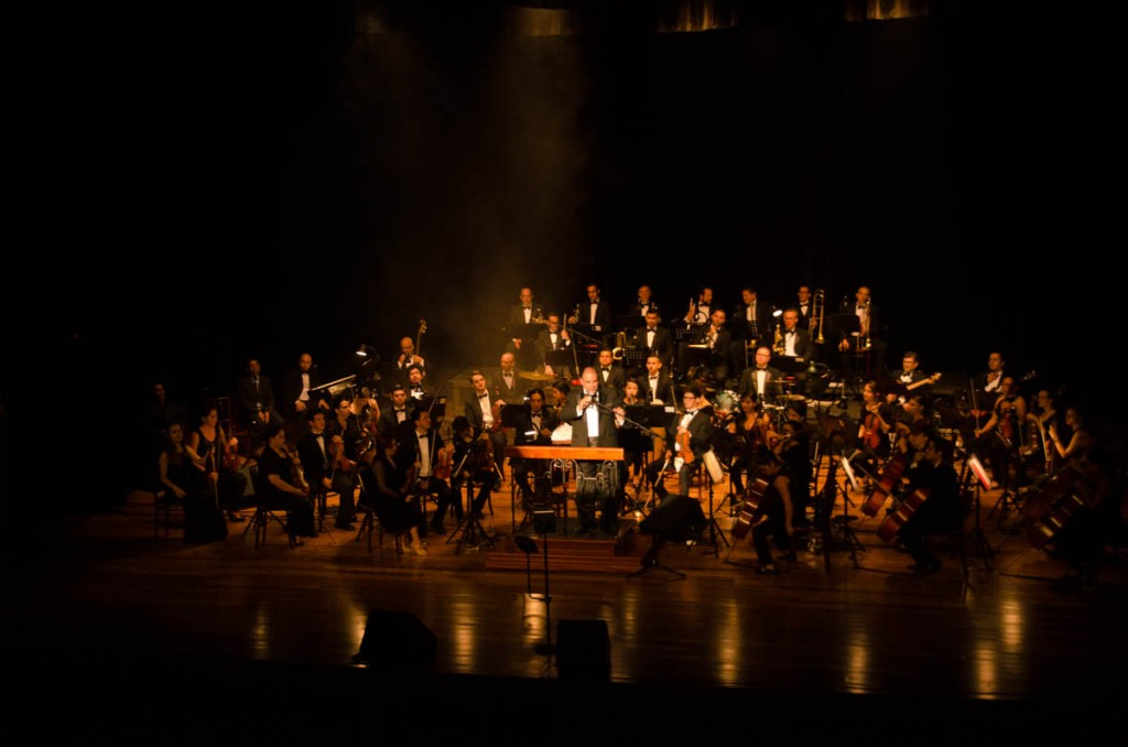 The Costa Rica Philharmonic Orchestra delighted more than 700 attendants in a concert called