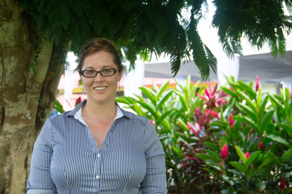 Natasha Stavros, from the Jet Propulsion Laboratory