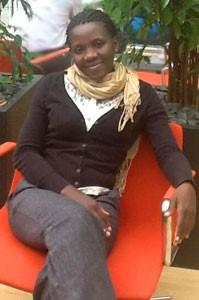SYLVIA NATUKUNDA (2003, UGANDA)