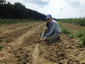 In 2014, Arely completed a three-month internship at Chatham University in Pennsylvania.