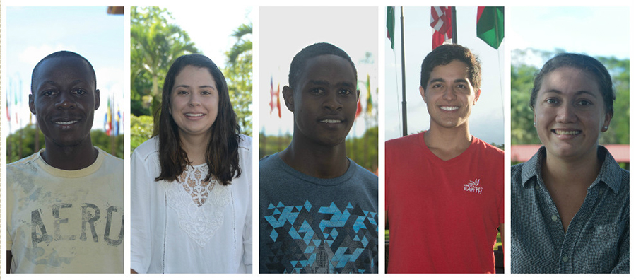 Meet five graduates from the Class of 2015!
