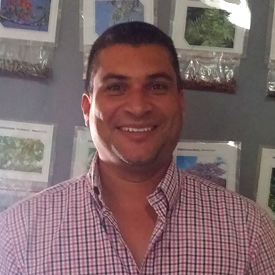 Alfonso Martinuz Gerrero ('97, Nicaragua), International Consultant and Technical Coordinator for climate change resiliency project for rural communities