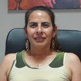 Fanny Cobos Romero ('01, Ecuador), Provincial Director, Ministry of Agriculture, Livestock and Fisheries