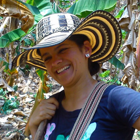 Mirna Vega Tello ('05, Colombia), National Coordinator, National Plan for Horticulture of Colombia