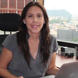 Nelly Vinueza López ('96, Ecuador), Technical General Manager, PRO ECUADOR