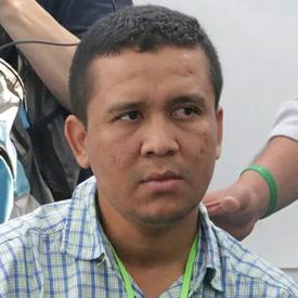 Norvin Goff Salinas ('06, Honduras), President, Miskitu Asla Takanka (MASTA)