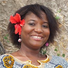 Patricia Désir ('08, Haití), Regional Program Manager for International Cooperation, UNITERRA