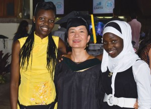 April 26th, 2012, EARTH partners with The MasterCard Foundation Scholars Program, greatly expanding our capacity to identify, interview and admit African students.