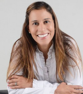 Anna Maria Oduber Daughter of the late Marjorie Elliott de Oduber and Daniel Oduber Quirós, former President of Costa Rica