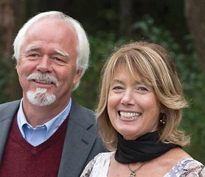 George and Clare Todd | Kalamazoo, Michigan, USA First visited EARTH in 1993
