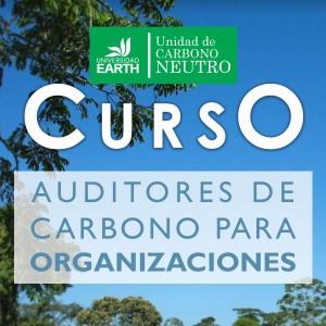 AUDITORES DE CARBONO PARA ORGANIZACIONES: AUDITORÍA INTERNA Y VERIFICACIÓN DE LA 3RA PARTE