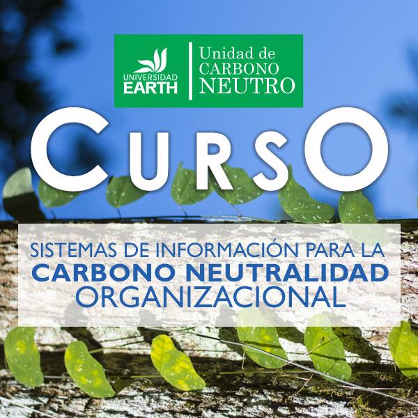 Sistemas de Información Para la Carbono Neutralidad.