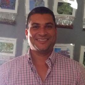 Alfonso Martinuz Gerrero ('97, Nicaragua)