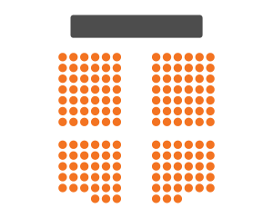 Auditorio convencional