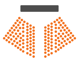 Auditorio semicircular