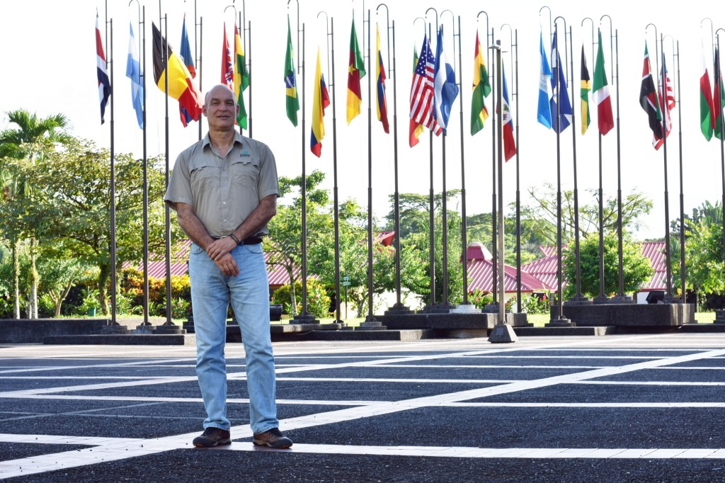 Manuel Ramírez, former head of Osa Conservation, is EARTH's new VP of development.