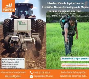Introducción a la Agricultura de Precisión: Nuevas Tecnologías de Mapeo para un manejo de precisión.