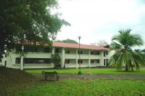 Student Dorms Buildings
