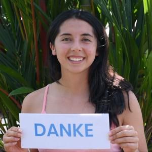Daniela Onofre (2017, Ecuador) - Rainstick