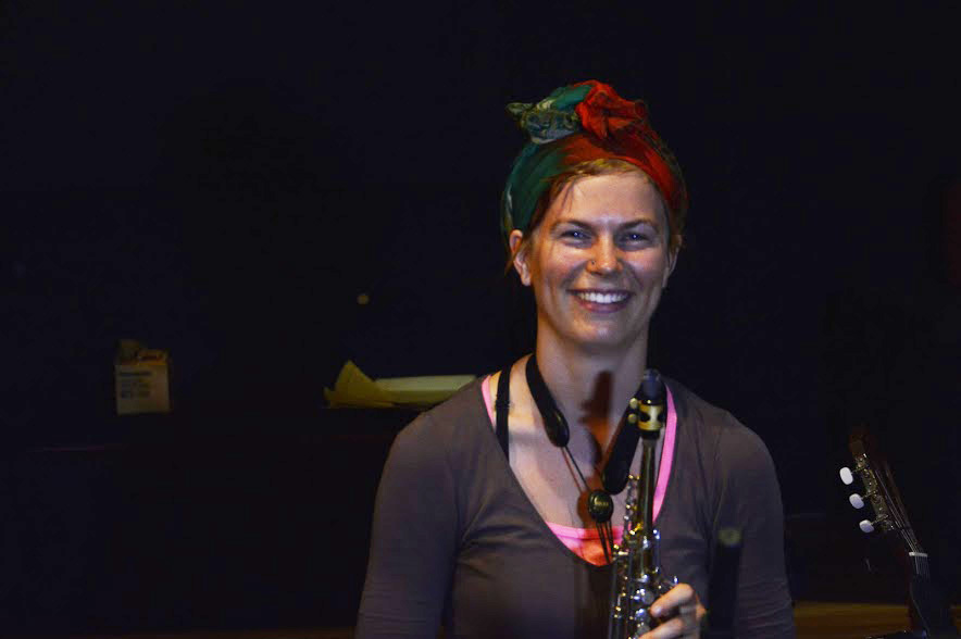 As part of her extracurricular activities, Jana played saxophone in the musical group Tribu, composed of EARTH students. She is also part of the ensemble that wrote and performed the song for the University's end-of year video in 2017 (to be released next week).