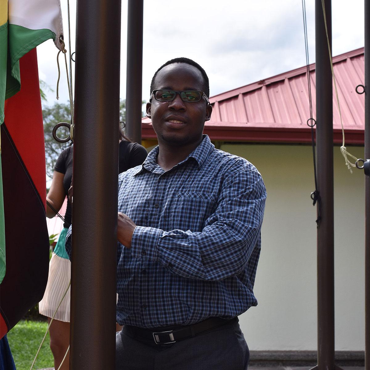 Respect Rungano Musiyiwa