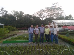 Fotografía de colaboradores de Sustainable Harvest que participaron del Taller Cosecha