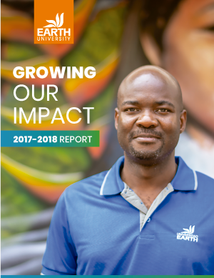 GROWING OUR IMPACT 2017-2018 REPORT