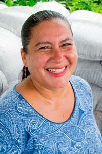 Aracely Montes de Oca Vera ('95, Ecuador)