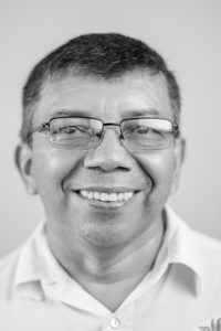 Portrait of José Cristino Melgar.