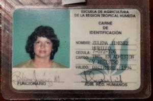 Zulema, 1994.